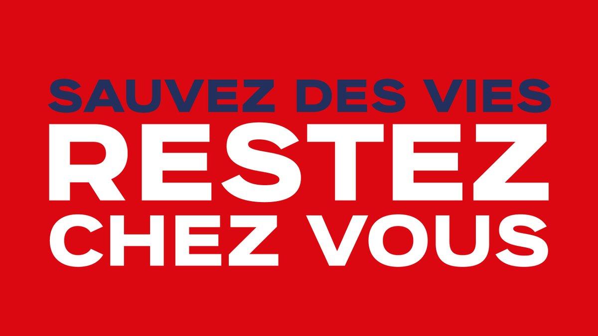 Sauvez des vies, restez chez vous - La France aux Émirats arabes unis