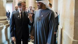 Joint Statement on the visit to France of H.H. Sheikh Mohammed Bin Zayed Al (...)