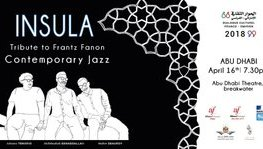 Insula, tribute to Frantz Fanon – Contemporary jazz