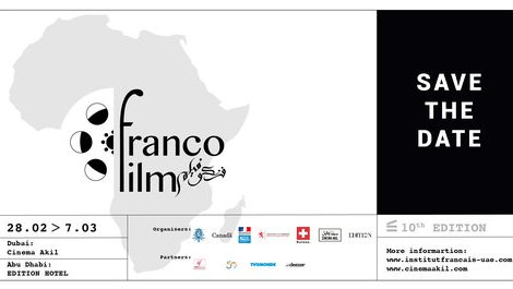 Let's celebrate the 10th ediition of the Francofilm festival (...)