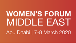 Women's Forum Middle East to Take Place in Abu Dhabi