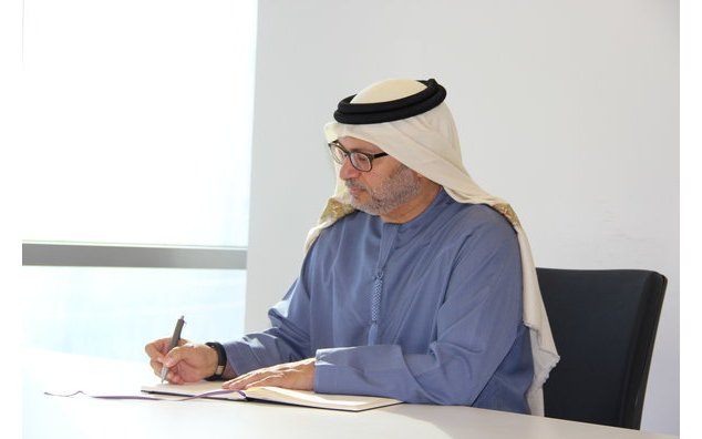 dr anwar gargash leadership Horndiplomat-the uae's minister of state for foreign affairs, dr anwar mohammed gargash has commented the recent development and progress of the horn of africa and the role of government of united arab emirates.